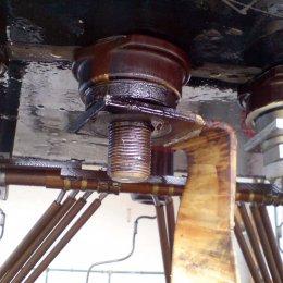 Běžná závada na T 1000 kVA